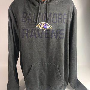 Baltimore Ravens men's 2x hoodie .